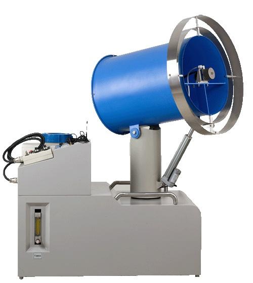 Аэрозольный генератор холодного тумана Longray BWC-50
