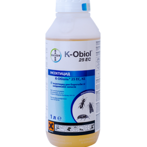 K-Обиоль 25EC инсектицид для защиты зерна