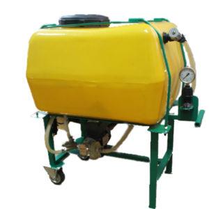 Распылитель низкого давления MFK-100L для аэрозольной обработки зерна от долгоносика