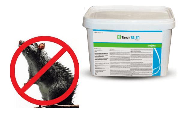 эфективное средство от крыс